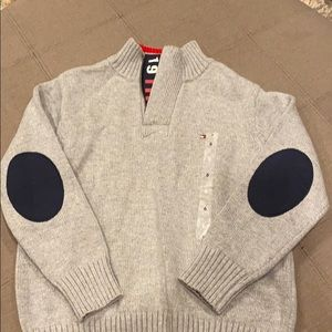 Tommy Hilfiger Boys size 6 sweater NWT
